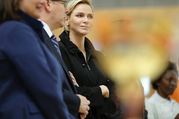 Princess Charlene Style Jewelry, Jeweler, Dresses Monaco