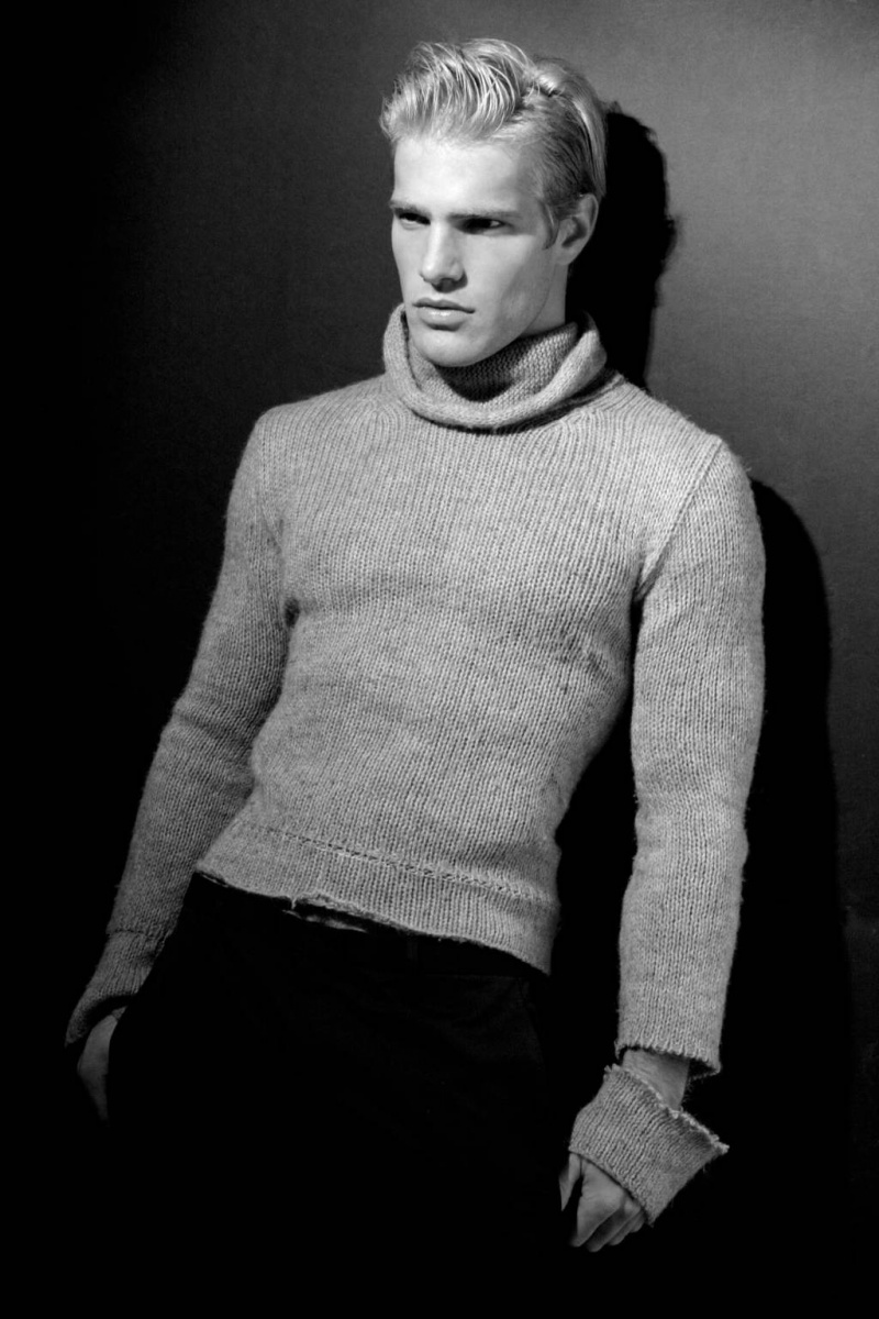 Male Model Street: Joseph Sayers