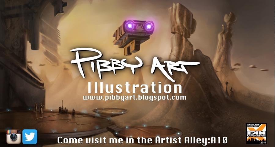 Pibby Art