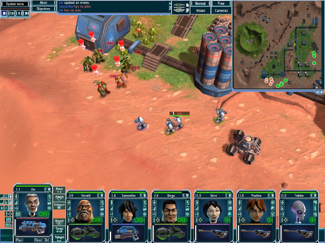 UFO: Afterlight - Beasmen Pack screenshot