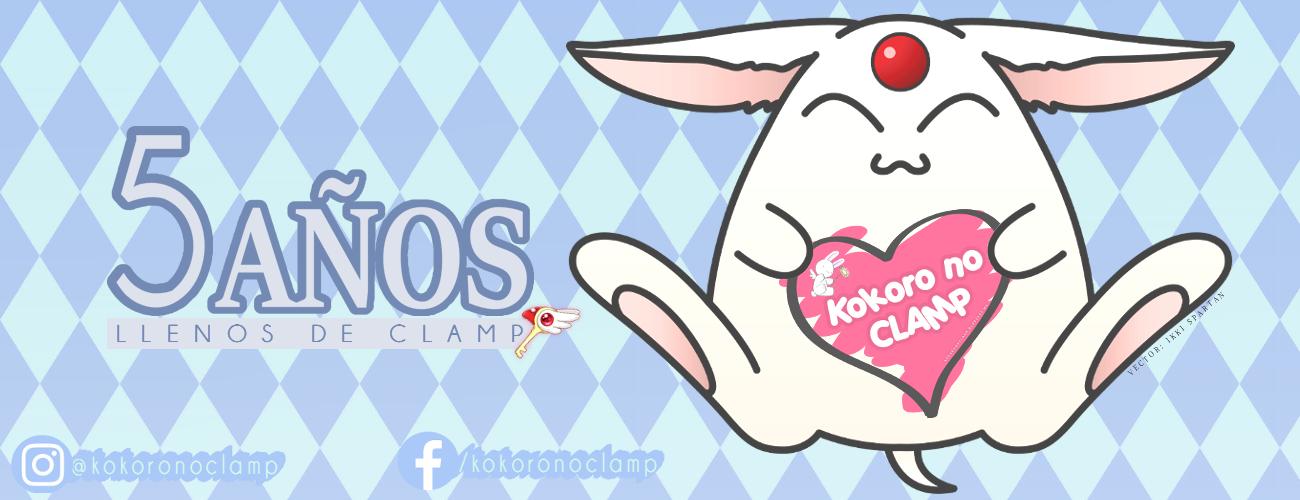Kokoro no CLAMP