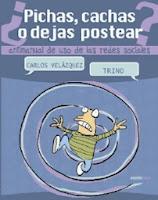 Pichas, cachas o  dejas postear: Antimanual de uso,Carlos Velasques,Sexto Piso  tienda de comics en México distrito federal, venta de comics en México df