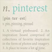 And on Pinterest