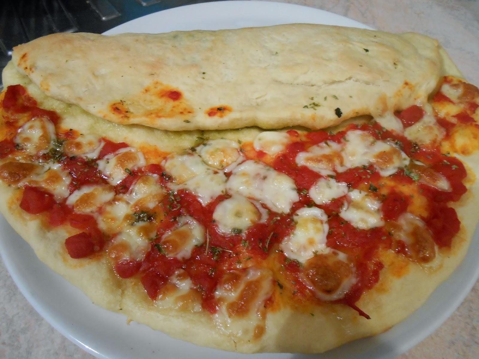 la mia pizza vesuvio