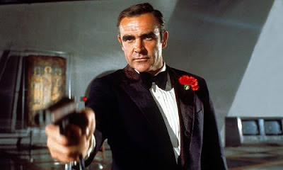 Sean Connery James Bond 007 Diamonds Are Forever