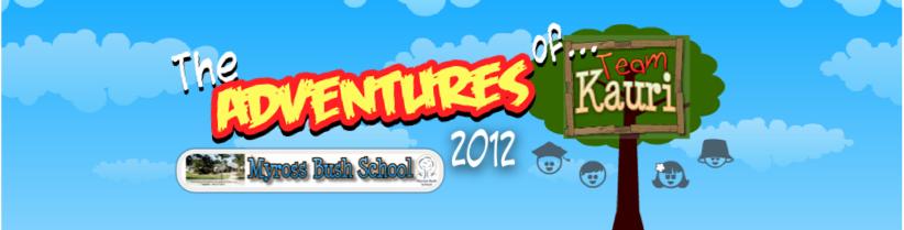 The Adventures of Team Kauri 2012