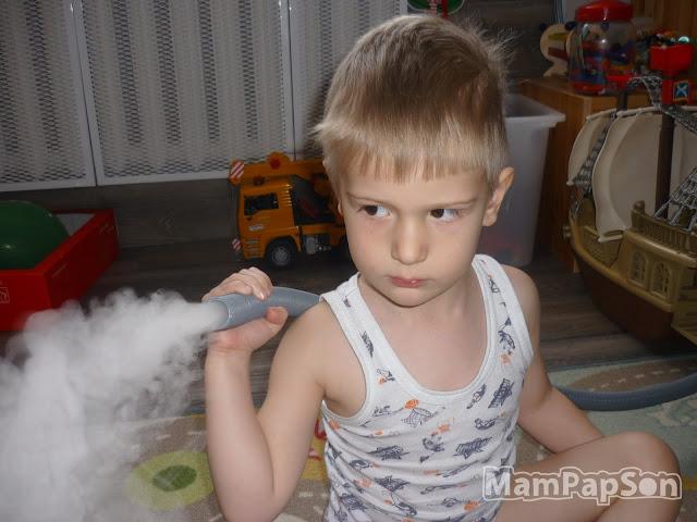 пожарный шланг из увлажнителя воздуха