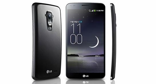 Galaxy Round,LG G Flex,smartphone,LG,Samsung