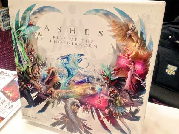 Ashes Board Game