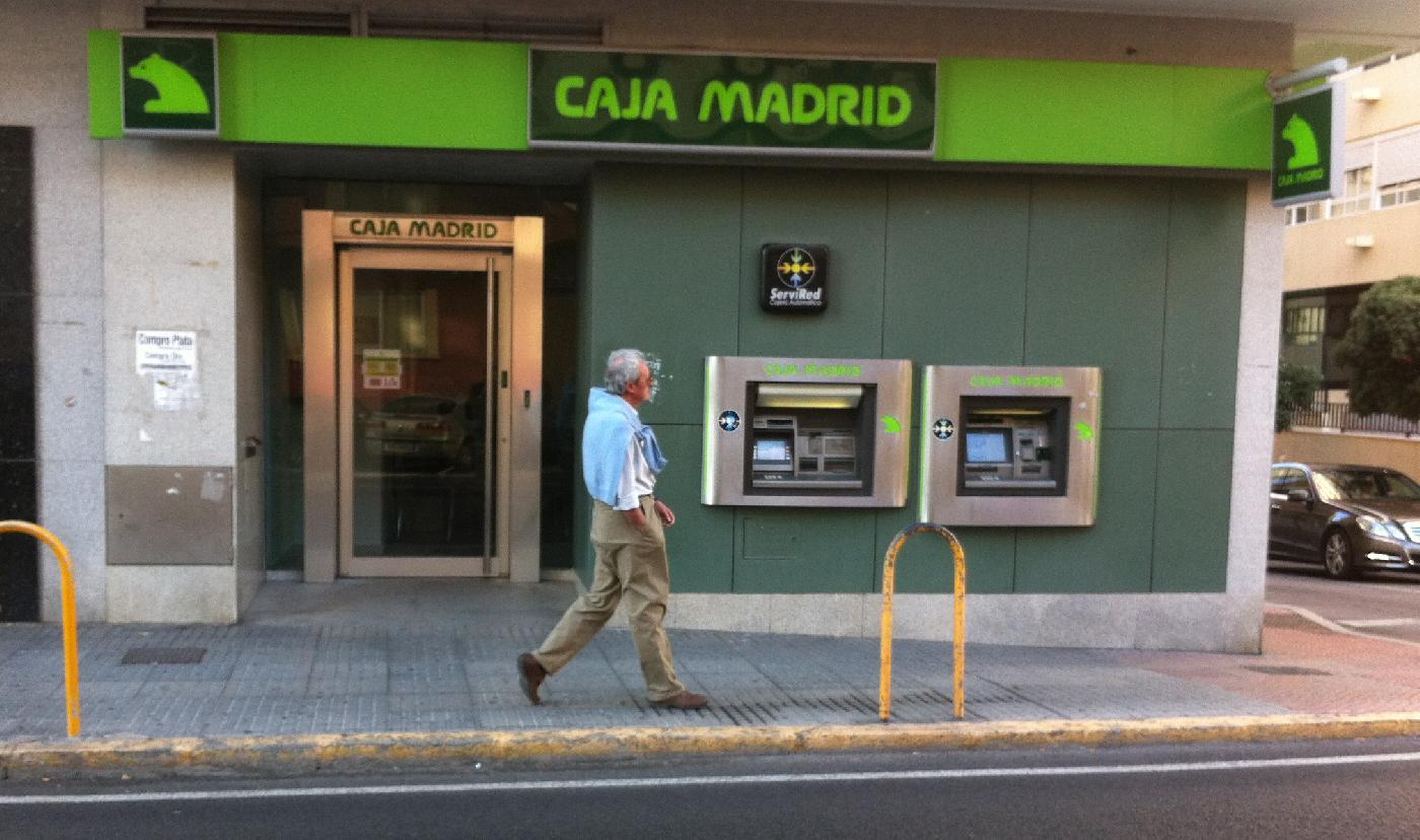 La opini n de almer a bankia cierra todas sus oficinas de for Oficinas de bankia en madrid