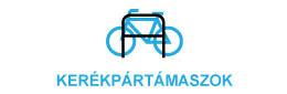 Kelet-Pesti kerékpártámasz és szerviz lelőhelyek