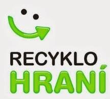 Jsme zapojeni do projektu Recyklohraní