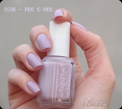 Essie - Nice is nice