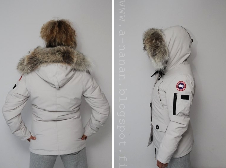 Myydään Naisten Canada Goose
