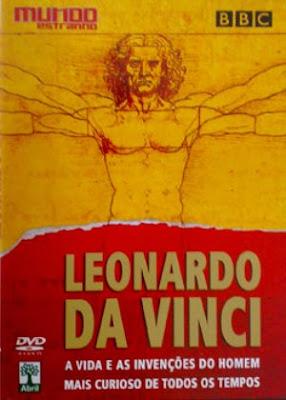 Mundo Estranho  BBC  Leonardo da Vinci