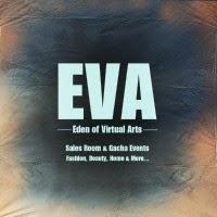 EVA Eden of Virtual Arts Sales Room and Gacha Events