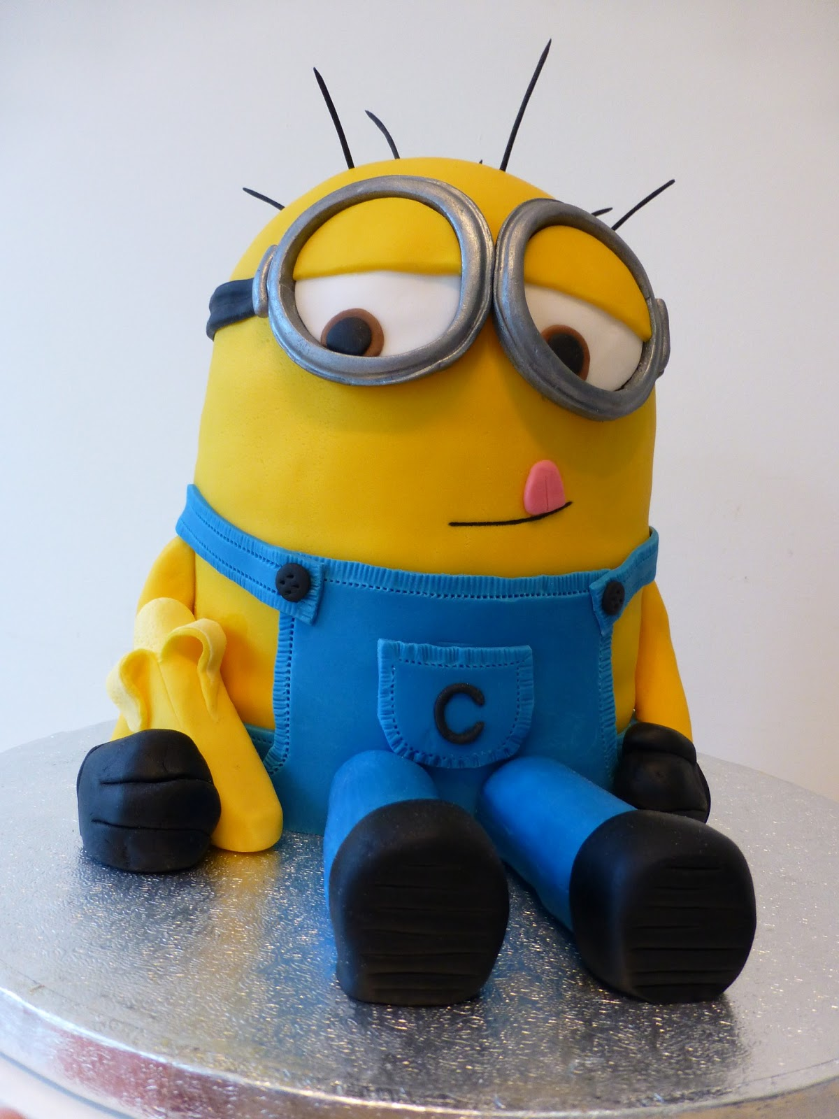 Images Of Minion Birthday Cake : What an awesome cake!: Despicable Me Minion Cake!