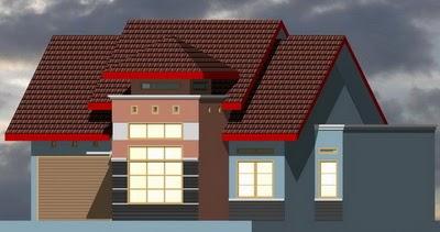 rumahku-1: tips cara membangun rumah minimalis