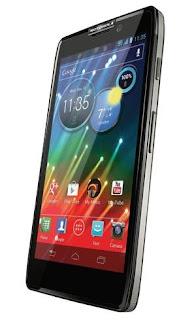 Handphone Motorola Droid Razr HD