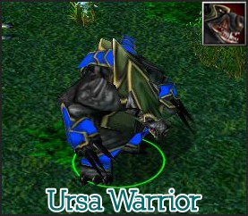 Ursa Warrior Item Build