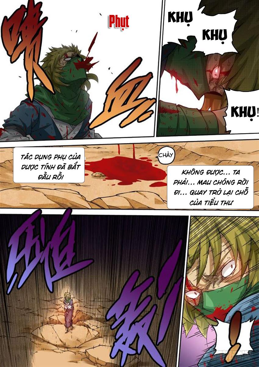 Quyền Bá Thiên Hạ: Chapter 229