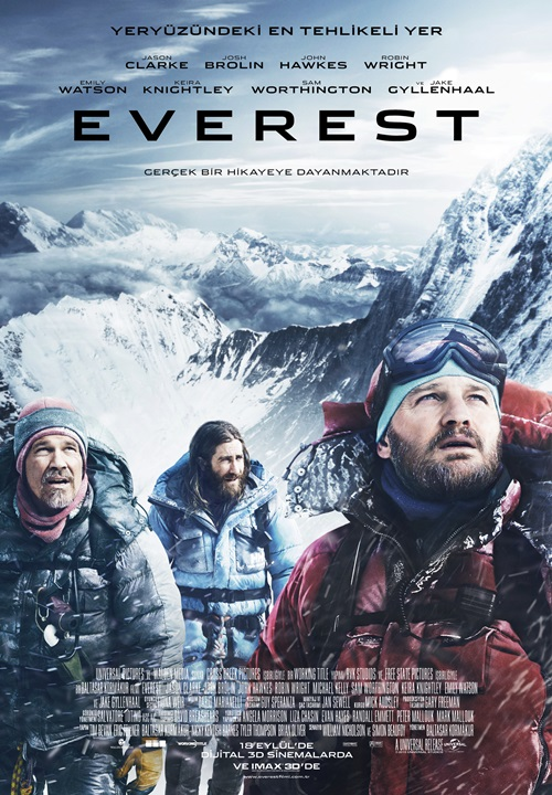 Everest (2015) Film indir