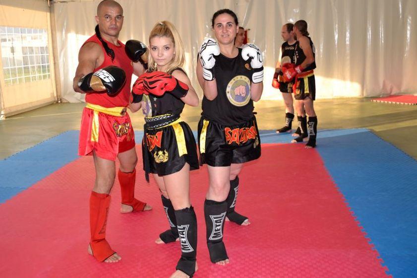 Sanda vs Sanda - Coreografías de Luchas y Combates Lubres