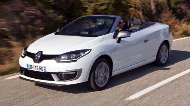 New Renault Megane Coupe-Cabriolet 2015 | Foto | Spesifikasi