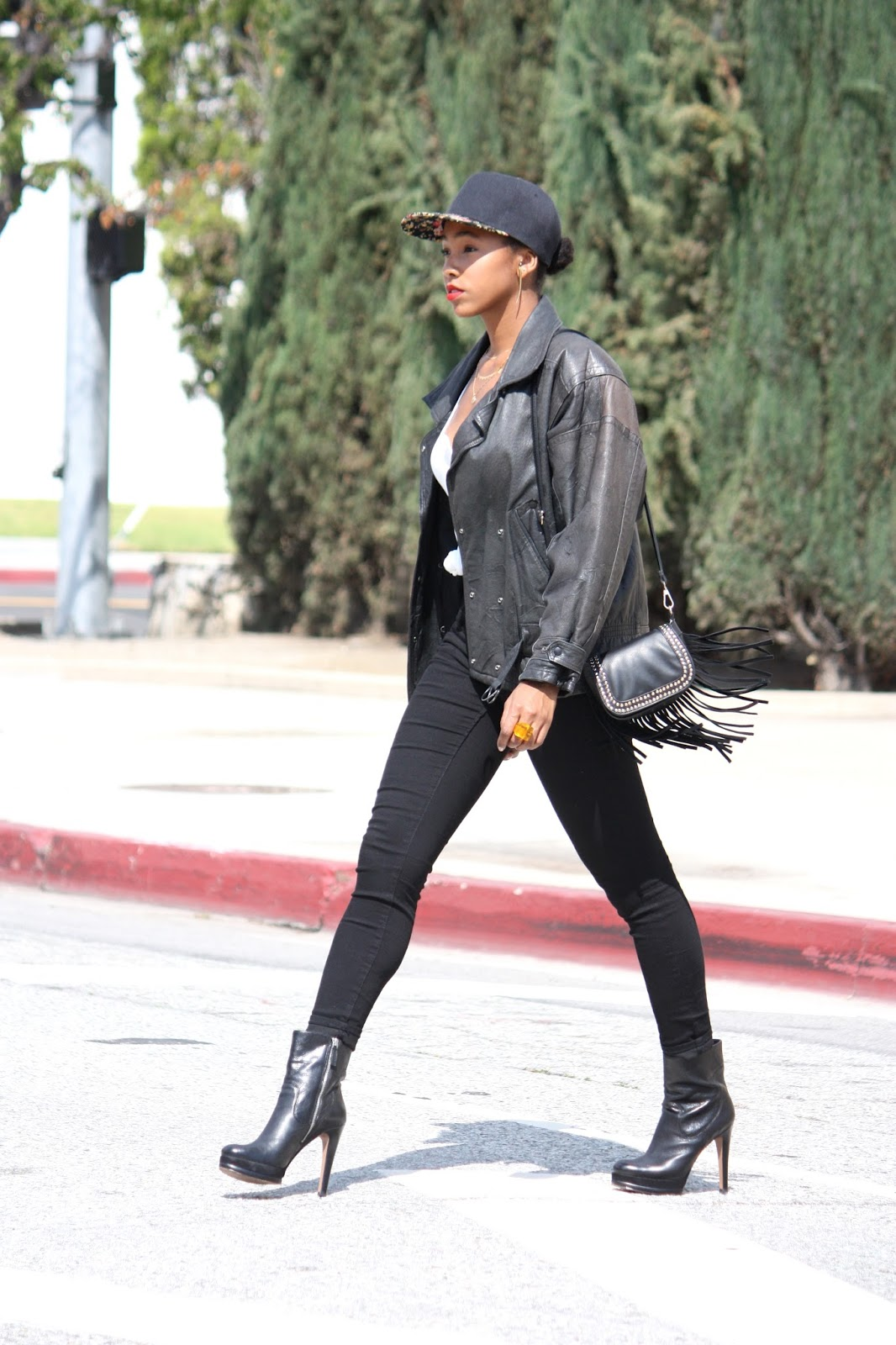 Marquise C Brown personal style fashion blogger