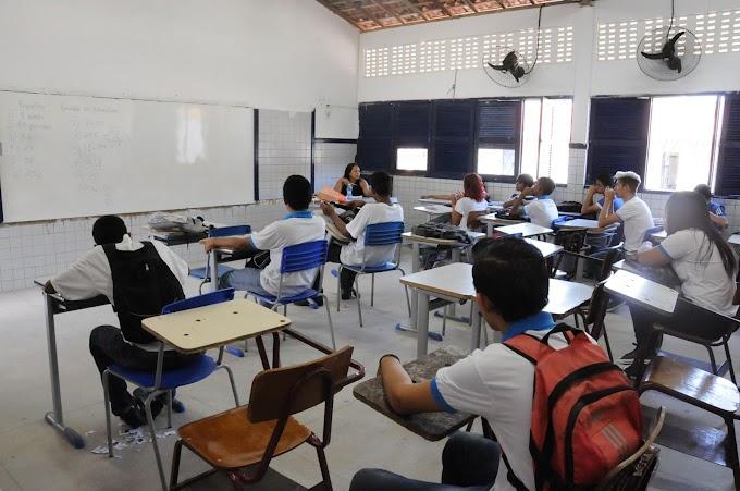 Natal: Escola Estadual Zila Mamede tem reforma concluída e aulas normalizadas