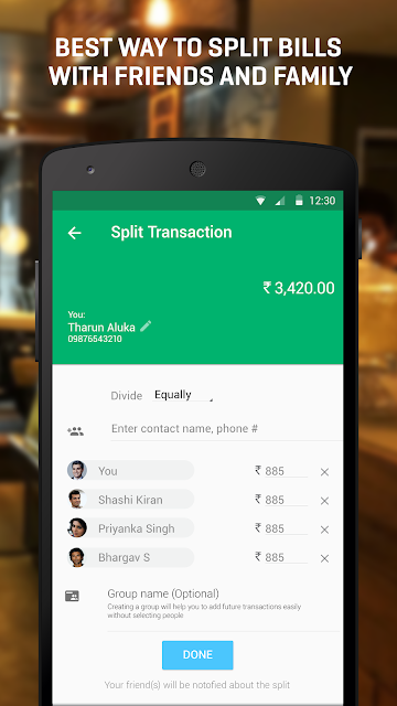Money View, a personal finance management app, introduces 'Split Groups' to help friends split bills easily