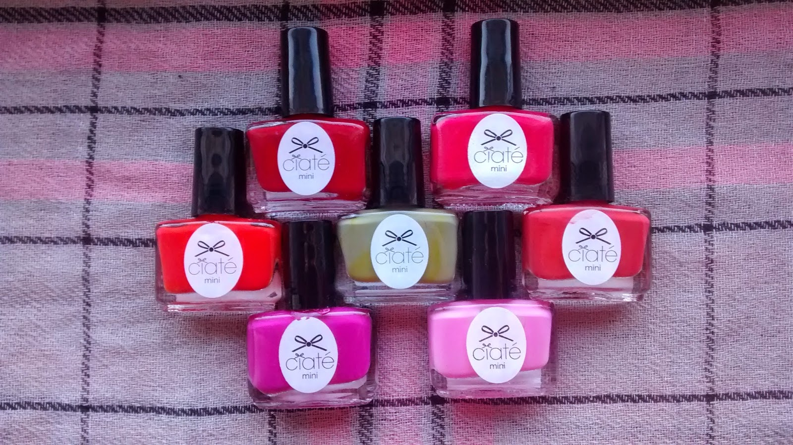 Ciate Bold Polishes