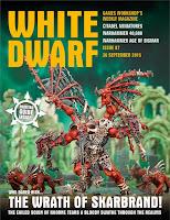 White Dwarf Weekly número 87 de septiembre
