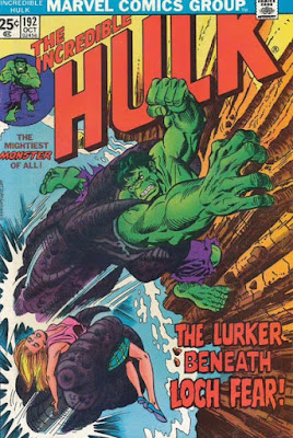 Incredible Hulk #192, Loch Fear