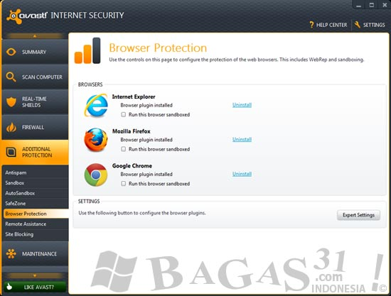 Avast! Internet Security 7.0 Full Version 3