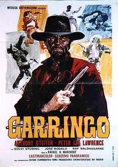Shango Italian Film Poster