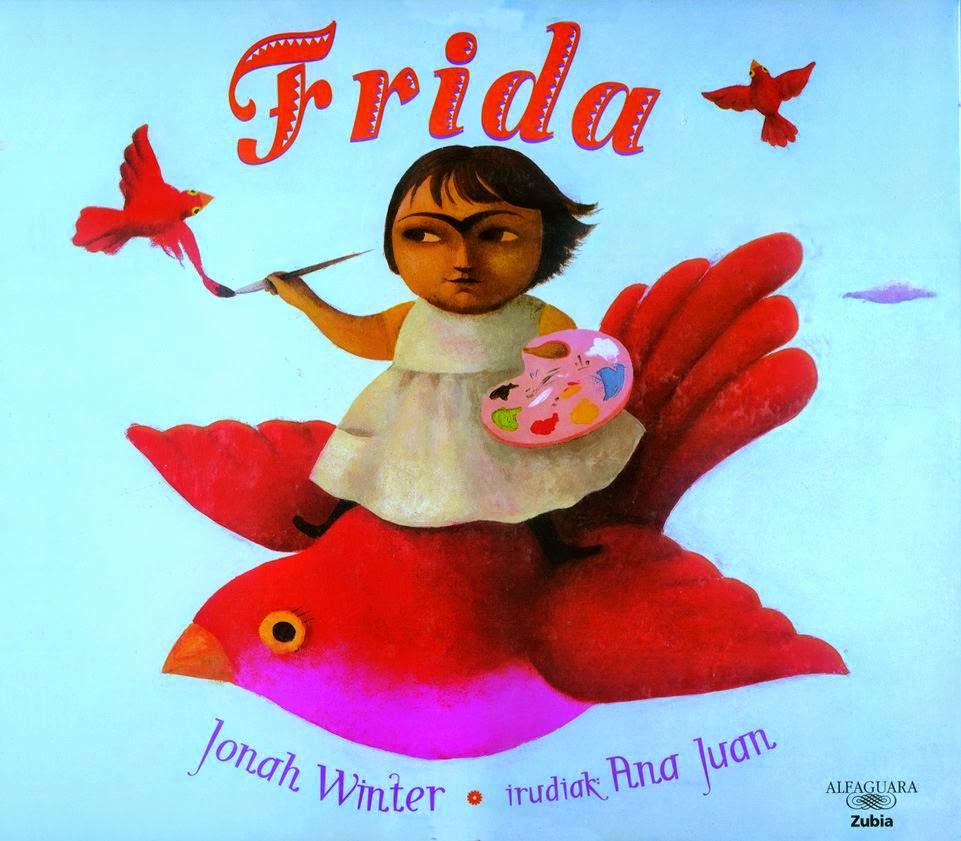 mundo de pepita frida kahlo in the elementary spanish classroom