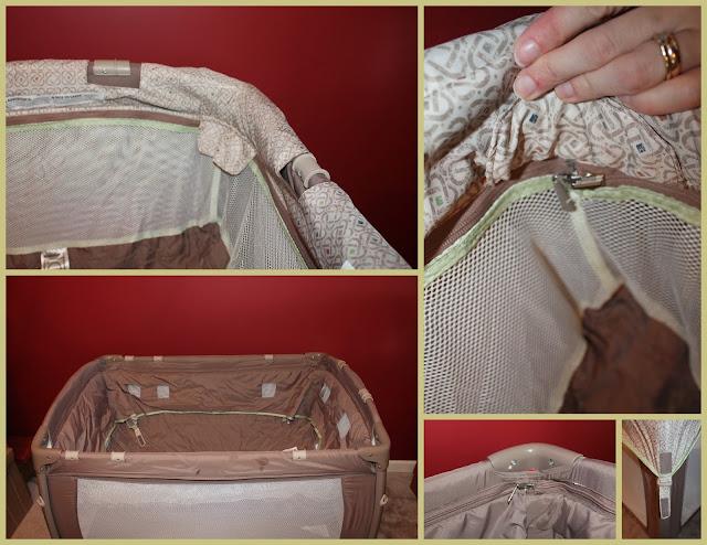 Ingenuity Washable Playard Washing Instructions