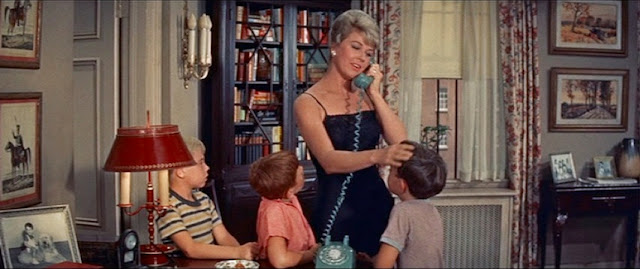 Cinema Style File True Doris Day Style In 1960 S Please Don T Eat The Daisies Glamamor