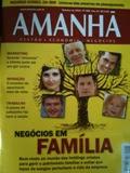 Advogada Jamille, participa de Reportagem na Revista Amanhã.