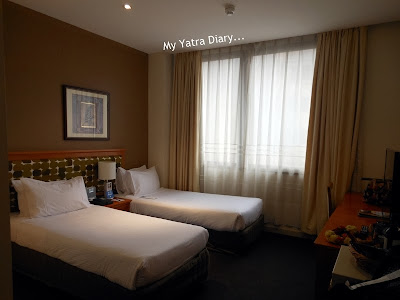 Room in Hotel Citigate, Melbourne