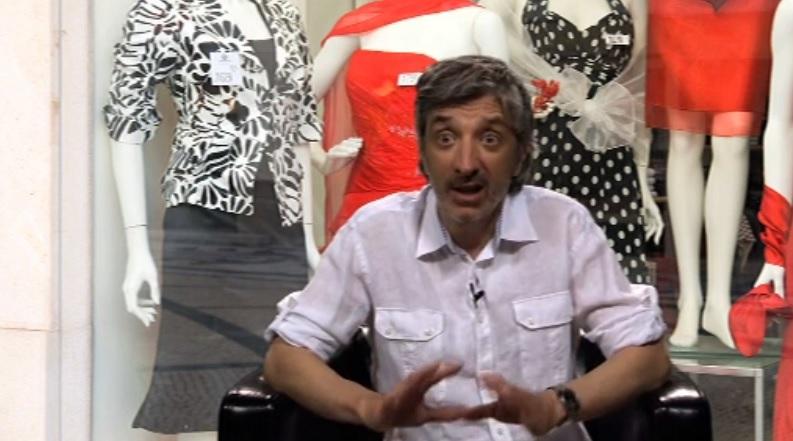 Programa o lugar das histórias com Miguel Guilherme sobre Paixão Clubística de Maria João Martins