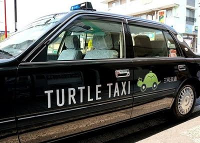 inovasi taksi lambat