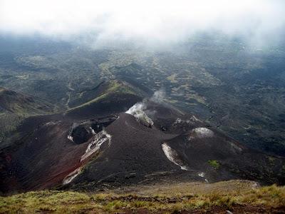 Top Mount Batur