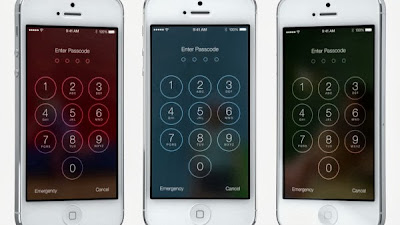 how to access to locked phone