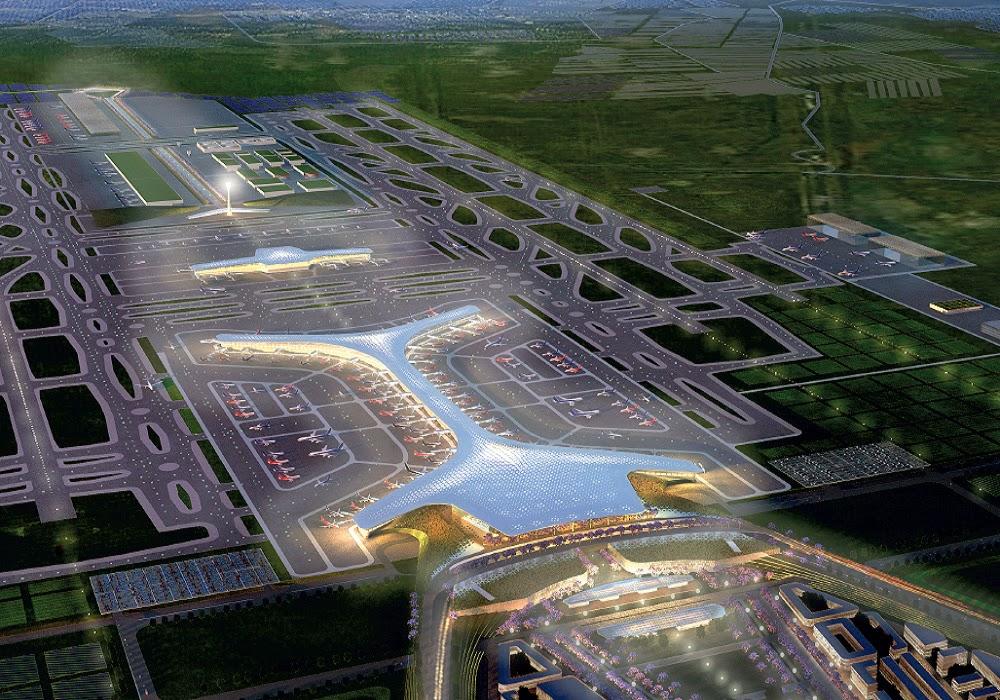 Nuevo aeropuerto de la ciudad de m xico por jos antonio for Puerta 6 aeropuerto ciudad mexico