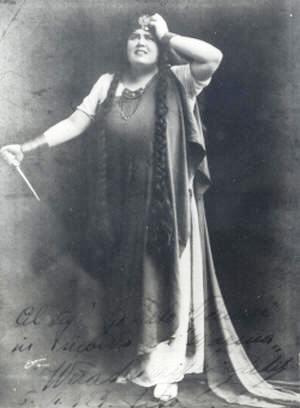 GREAT ITALIAN SOPRANO VERA AMERIGHI-RUTILI (1896-1952) CD