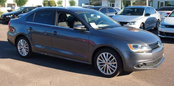 Larry H. Miller Volkswagen Avondale: Larry H. Miller Volkswagen Avondale - 2014 Volkswagen Jetta ...