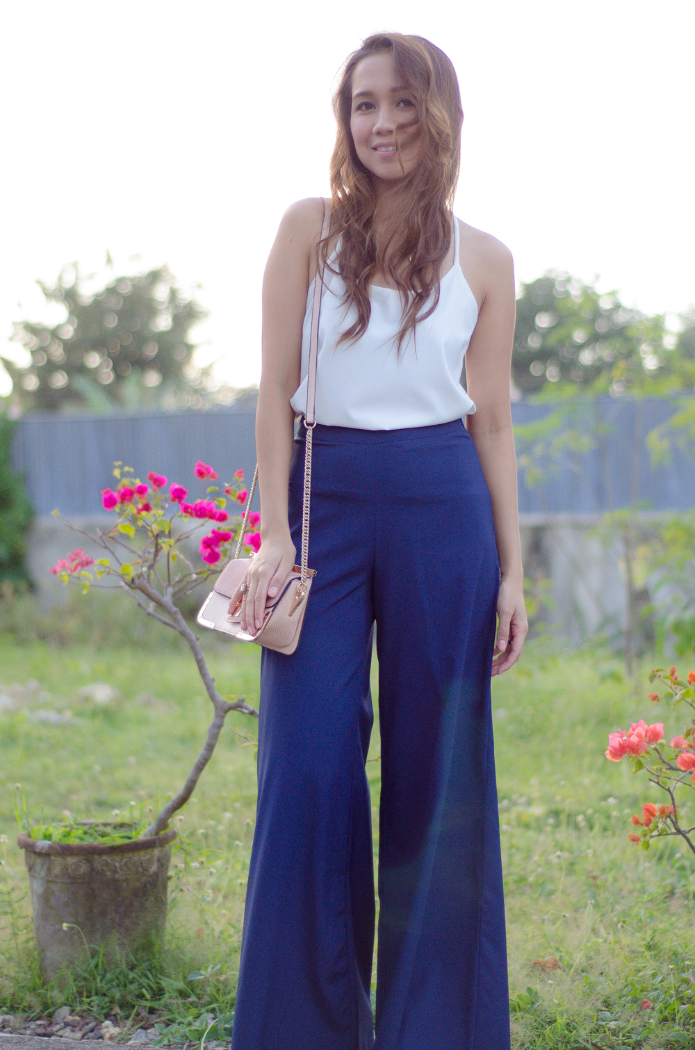 Wide leg pants philippines - Pi Pants