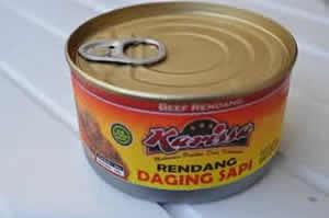 Peluang Usaha Kuliner Rendang Kaleng